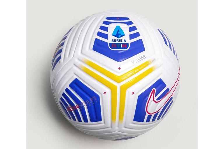 Nike Flight Serie A Tim 2020 21 Official Ball News Lega Serie A